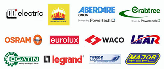 Popular Electrical Brands