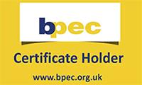 bpec Certificate Holder Logo