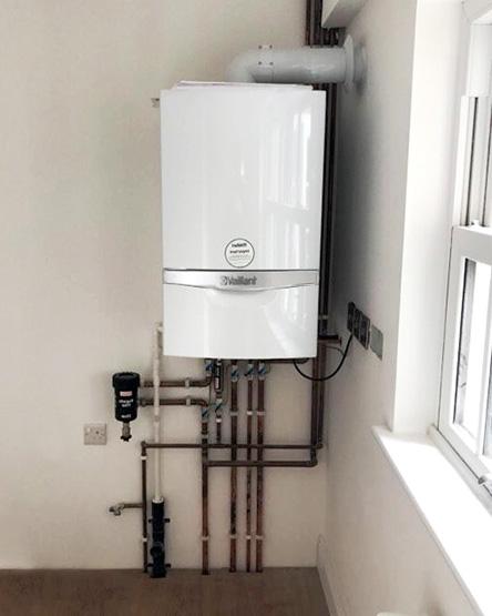 Boiler Repaired in Leeds
