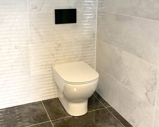 Toilet Unblocked by Leeds Plumber