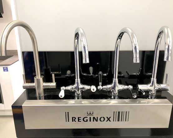 New Taps in Leeds Showroom
