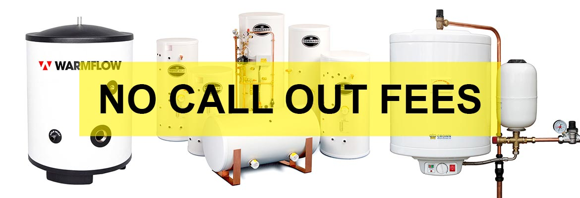 New Unvented Hot Water Cylinders