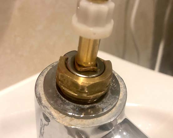 Tap Fixed by Plumbers in Pudsey