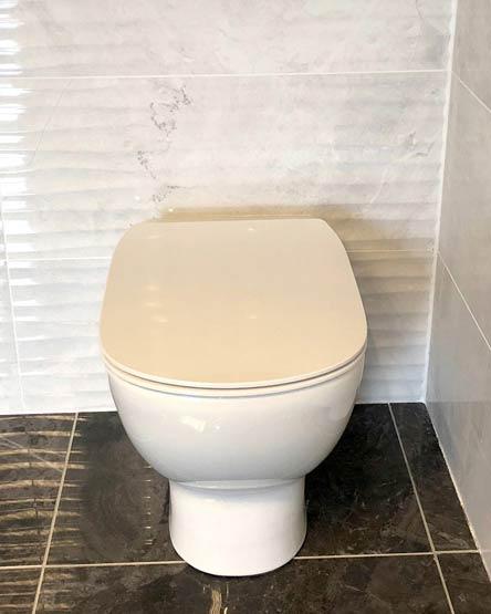 Blocked Toilet Cleared by Seacroft Plumbers