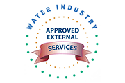 water industry approved logo
