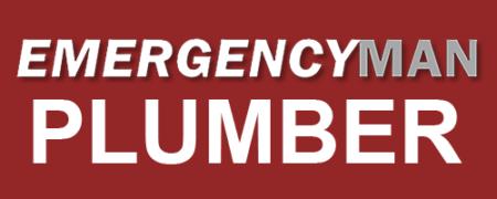 Emergencyman Plumber in Leeds Logo